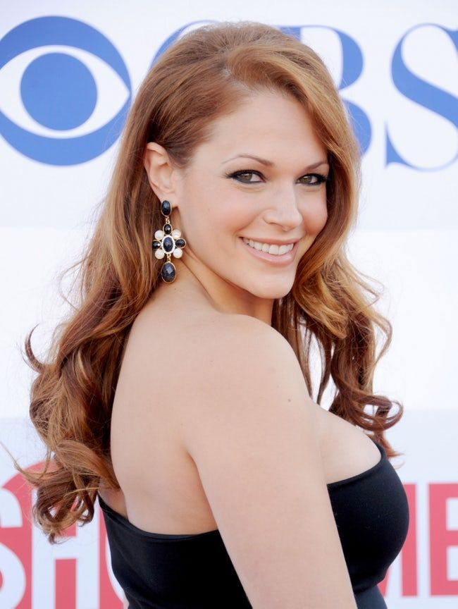 The Most Attractive Redheads Ever With Images Amanda Righetti