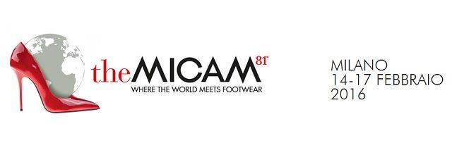 theMICAM 81° Edizione torna a Milano dal 14 al 17 febbraio 2016, per stupire e precorrere stili e tendenze.  #madeinitaly #calzature #footware #themicam