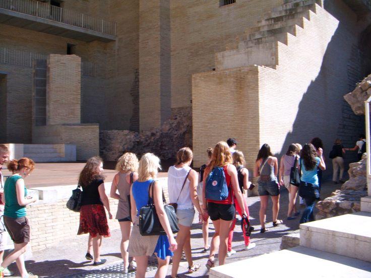 Los Erasmus en Sagunto