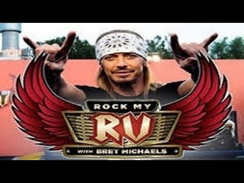 Did you know Bret once had his own t.v. show? I use to watch it ~ Rock My RV Season 1 Episode 1