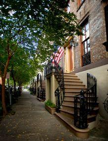 History | Savannah BnB 2105 and 2016