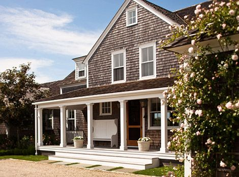 1000 ideas about cedar shingle homes on pinterest cedar for Nantucket shingles