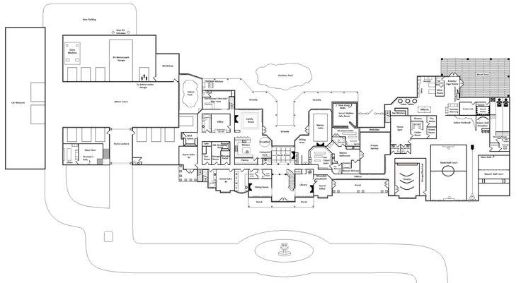 ultimate mega mansion floor plans | votes, 2.00 avg. rating ( 47 % score)