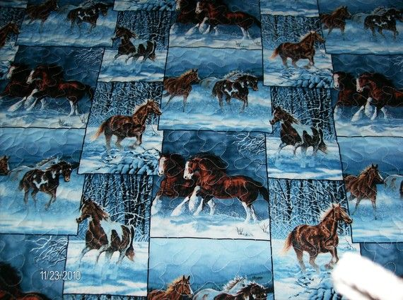 11 best Fabric images on Pinterest | Yards, Accent colors and Crafts : horse material for quilts - Adamdwight.com