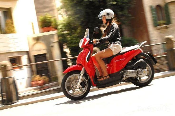 2013 Aprilia Scarabeo 200 picture - doc508179