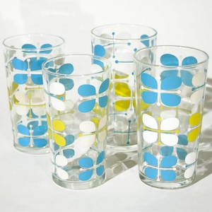Butterfly Glasses Set Of 4 now featured on Fab. Of course they are sold out!!! so stinking cute...