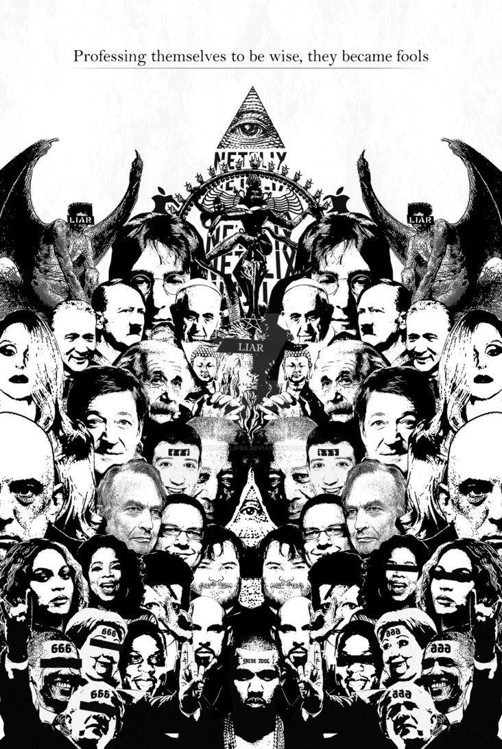 False Idols by xsoberxlifex on DeviantArt