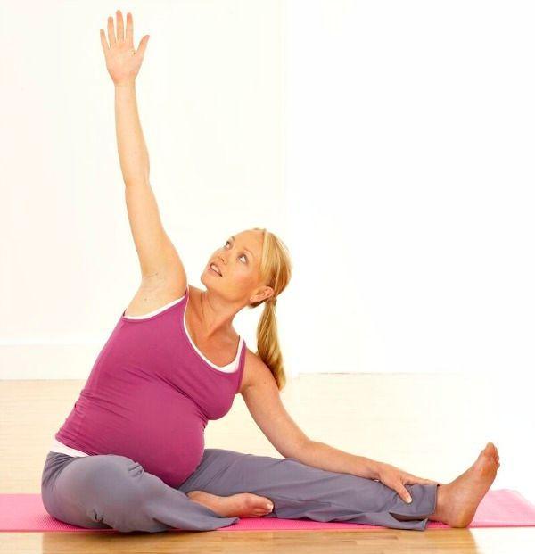 Hamile Yogasının faydaları