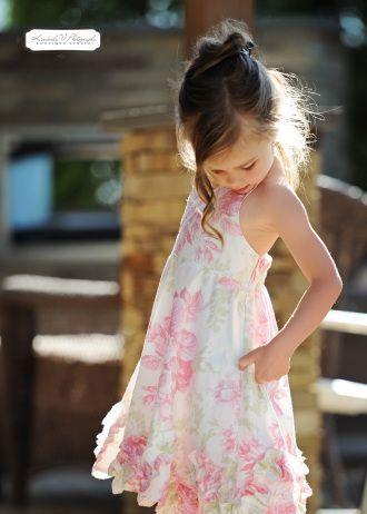 Madelyn Halter Dress | YouCanMakeThis.com