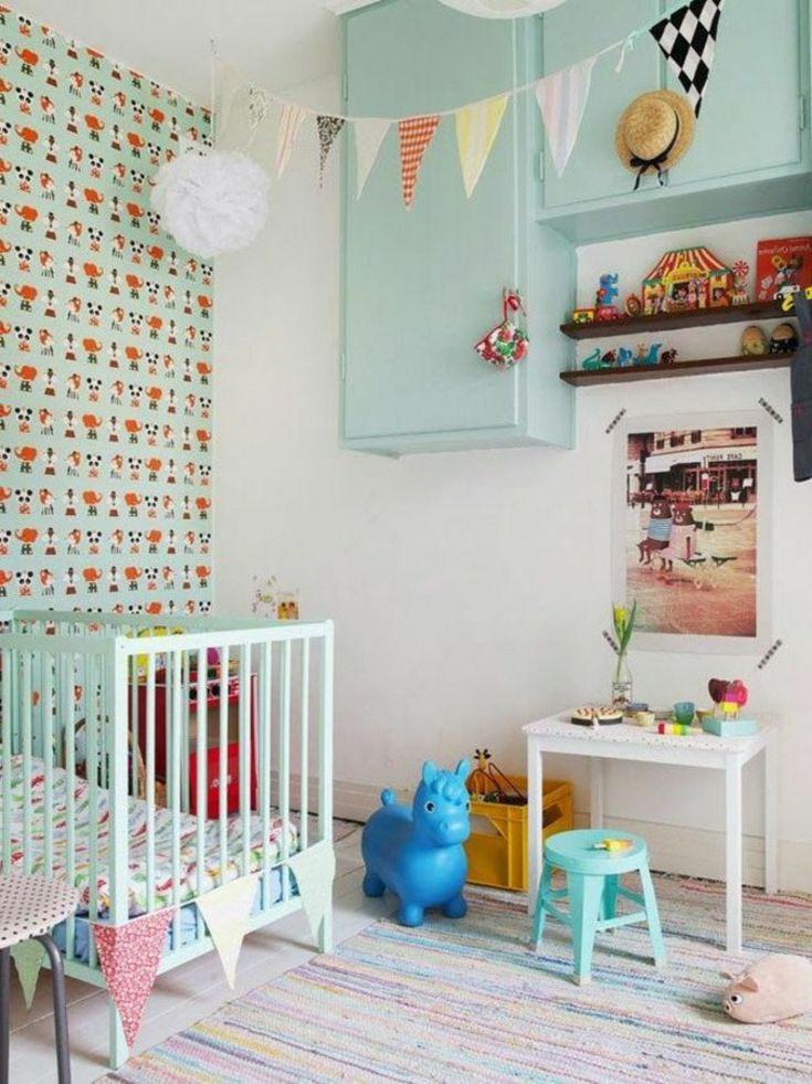 Shabby Chic Nursery Decor – halluzinatorische Ideen