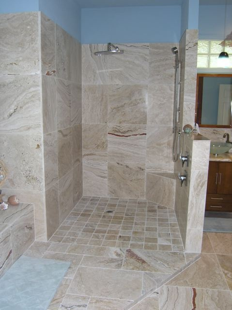 travertine wall tiles bathroom 24 best travertine tiles amp pavers images on 21033