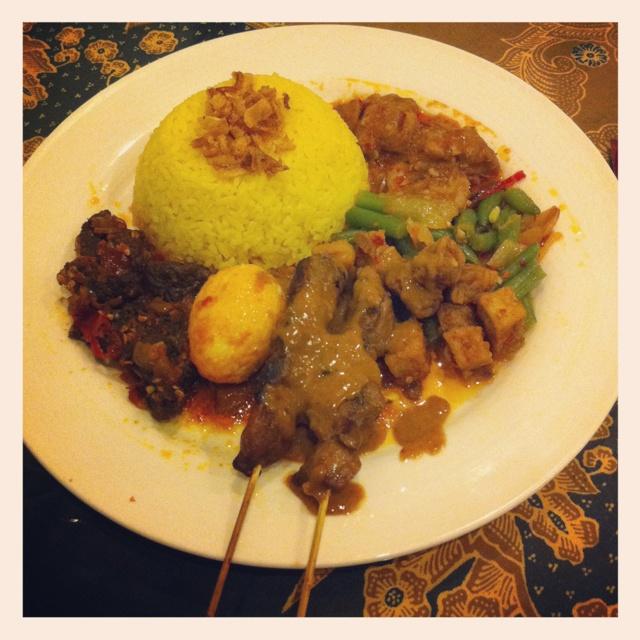 Moluccan food