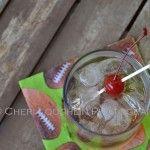 Cherry Kick Return 026 - Cherry Vodka Drinks - Football Drinks