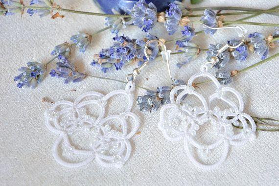 Earrings Surprise Wedding Earrings Earrings for bride Apple