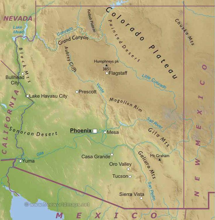 Аризона штат : флаг штата Аризона Аризона (англ. Arizona) — 48-й штат, вошедший в состав США. Расположен на юго-западе страны. Наряду с Ютой, Колорадо и Нью-Мексико входит в число «штатов четырёх углов». Столица и крупнейший город штата — Финикс (Phoenix).
