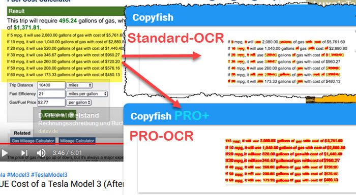 🐟 Copyfish Free OCR Software for Chrome and Firefox - 100
