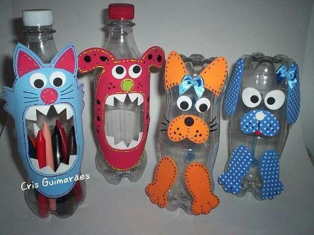 Z pet lahví