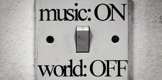 #music everyday always music