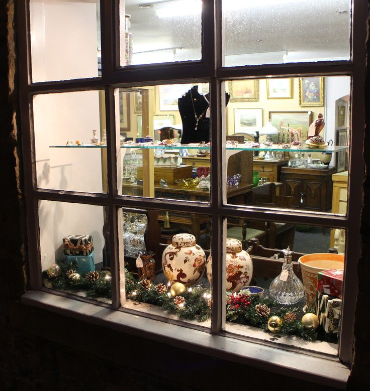 Another Christmas window