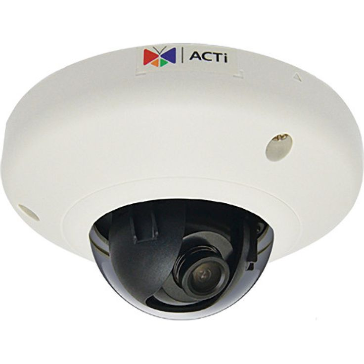 D91 ACTI 1MP Indoor Mini Dome Camera