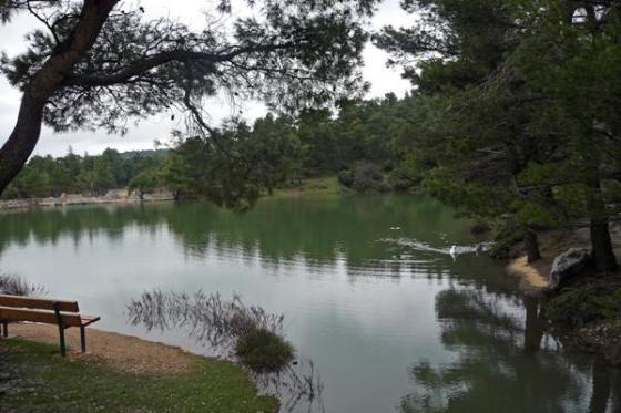 Limni Mpeletsi (Beletsi Lake)- Ippokrateios Politeia- Parnitha