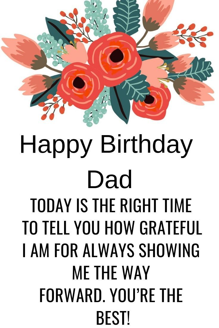 10+ Best Happy Birthday Papa Images with Wishes Happy