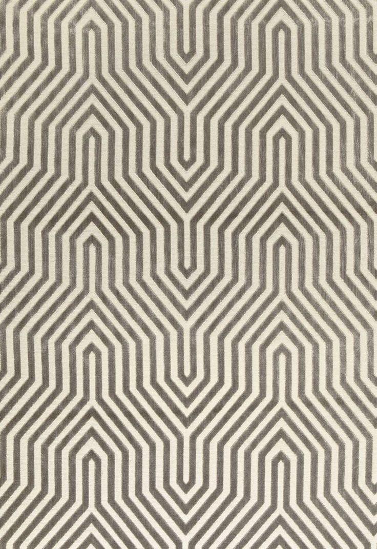 Schumacher Mary McDonald Vanderbilt Velvet Dove. Geometric PatternsTextures PatternsGeometric  DesignsFabric ...
