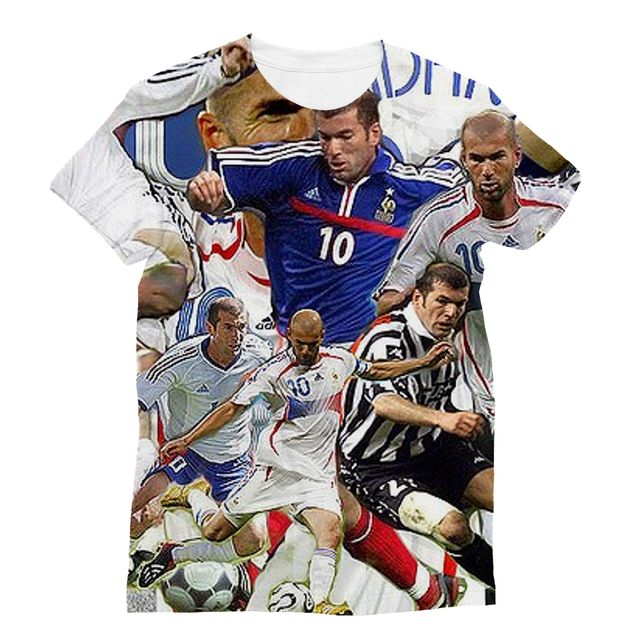 Grab 'em before they sell out! Zinedine Zidane Rule The World on my Shopify store✨   http://www.powermovement.ca/products/zinedine-zidane-rule-the-world-sublimation-t-shirt?utm_campaign=crowdfire&utm_content=crowdfire&utm_medium=social&utm_source=pinterest