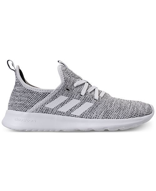 125eab02 Women's Cloudfoam Pure Running Sneakers from Finish Line in 2019 | Bags &  Shoes | Adidas, Adidas women, Sneakers