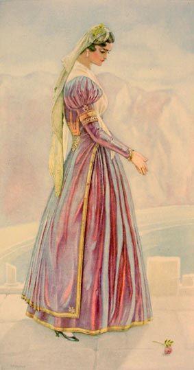 #79 - Bridal Dress (Ionian Islands, Lefkas)