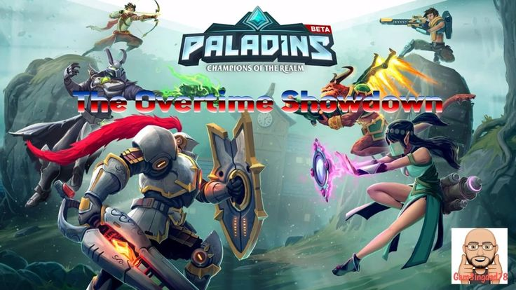 Paladins PS4 Beta: The Overtime Showdown