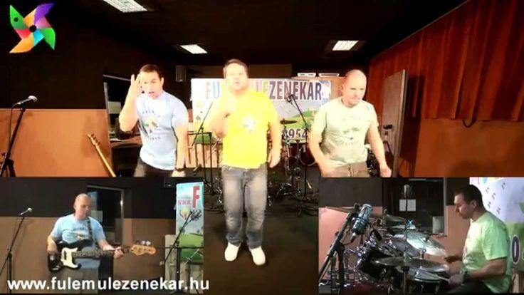 Torna Móka - Tv Torna - Fülemüle Zenekar - A zenekar tornázik 2015 gyere...