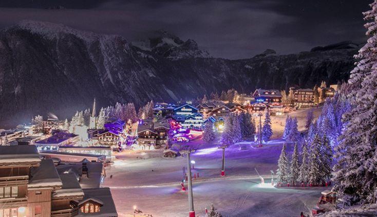 Ouverture de l'Hôtel Barrière Les Neiges à Courchevel  #hotel #luxe #courchevel #montagne #barrière #savoie #france #sejour #vacances #tourisme #luxe #luxury #ski #snow #station #travel #voyage #weekend #stay #romantic