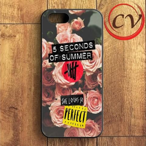 5sos 5 Second Of Summer iPhone SE Case
