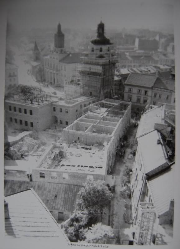 [Lublin] Stare widoki, fotki, ryciny, plany - Page 172 - SkyscraperCity