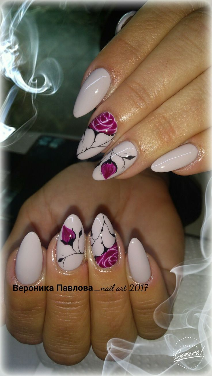 Rose nails  Follow us for more nail art. Her Box is a monthly subscription box catered to women during your periods. Discover products that will relieve stress and discomfort. Treat Yourself. Check out www.theHerBox.com for a 3 month subscription box.