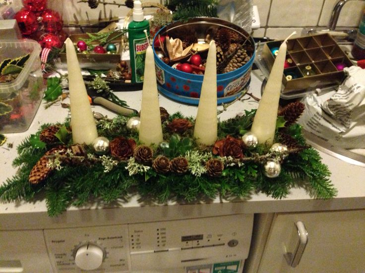 Advent dekoration