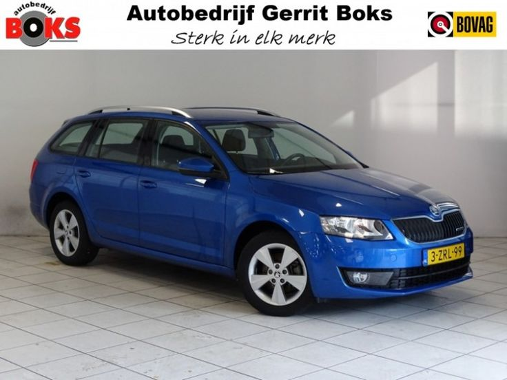?koda Octavia  Description: ?koda Octavia Combi 1.6 TDI Greenline Business Navigatie ClimateControl - 5747919-AWD  Price: 293.24  Meer informatie