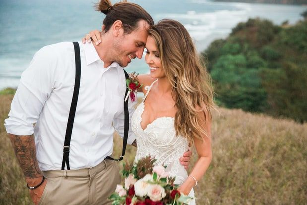 Inside Audrina Patridge and Corey Bohan's Hawaiian Paradise Wedding