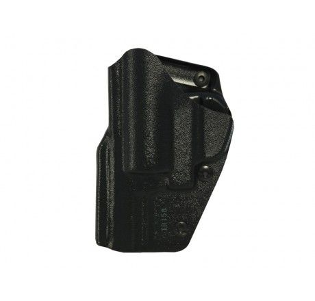 Galco Triton TR158 Kydex IWB Concealed Carry Holster for S&W J-Frame (Black, Right-hand)