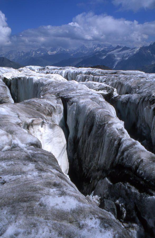 Caucasia Elbrus By Unknown Artist