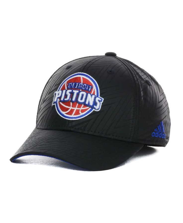 adidas Detroit Pistons Buzzer Beater Flex Cap