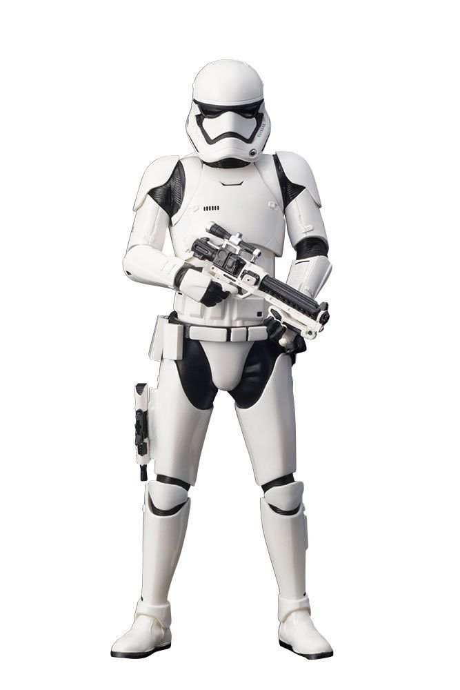 Kotobukiya: Star Wars Episode 7 - First Order Stormtrooper ArtFX+ Statue