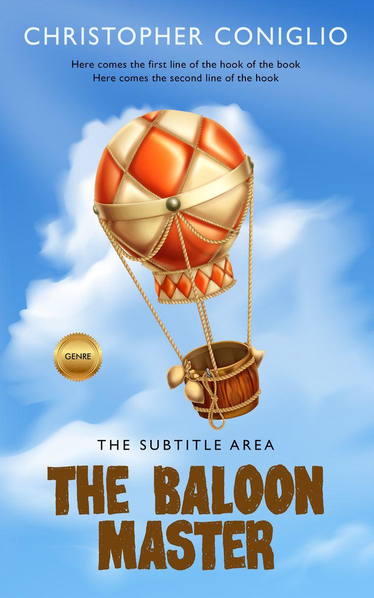 Seagull New fiction, children premade book cover.: Seagull New fiction, children premade book cover. #3d #Adventure #Aged #premade…