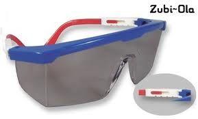 Protección visual, gafas de seguridad Lente claro y oscuro, con protección UV. Antifog.