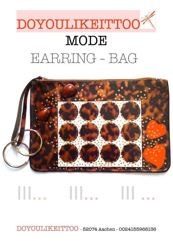 UNIKAT von DOYOULIKEITTOO/Handtasche/Damen-Handtasche/ in Kleidung & Accessoires, Damentaschen | eBay!