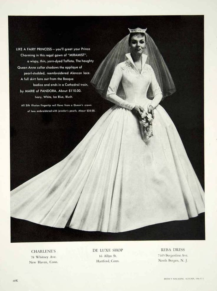 599 best vintage wedding images on Pinterest | Vintage fashion ...