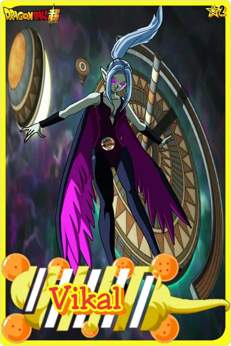 Vikal Team Universe 2 Dragon Ball Super Dragon Ball Super