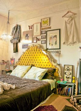 12 Bohemian Bedrooms Filled With Exotic Decor And Plenty Of Color (PHOTOS)