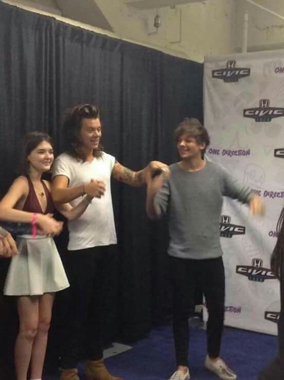 how to meet harry styles for free